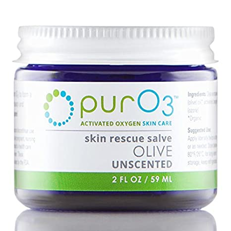 PurO3 Ozonated Organic Olive Oil (PurO3 Huile d'Olive
