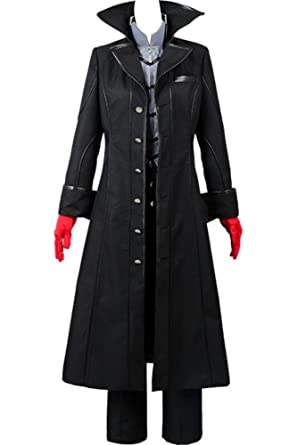 <b>Amazon</b>.com: CosplaySky Persona 5 <b>Costume Joker</b> Outfit: Clothing