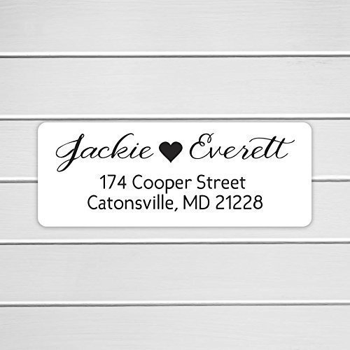 Amazoncom 60ct Wedding Invitation Return Address Labels Wedding
