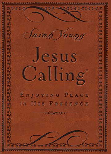 Jesus Calling: Enjoying Peace in His ()