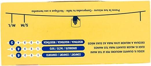 Spontex 12978027 Guante Resistente 100 Talla S//M