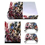 EBTY-Dreams Inc. - Microsoft Xbox One Slim - Mobile Suit Gundam Iron-Blooded Orphans Anime Barbatos Tekkadan Vinyl Skin Sticker Decal Protector
