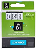DYMO Authentic Standard D1 Labeling Tape for