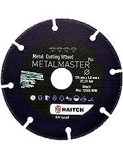 Haitch Metalmaster Plus Diamant Metal Cutting Wheel kapskiva för metall 125 mm vinkelslip