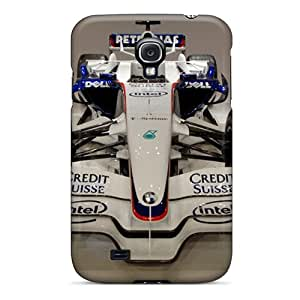 Galaxy Cover Case - Bmw Sauber F1 Front Protective Case Compatibel With Galaxy S4