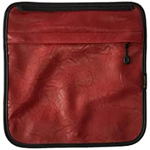 Tenba Switch 8 Interchangeable Flap - Brick Red Faux Leather (633-326)