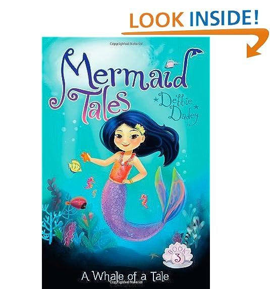 A Whale Of Tale Mermaid Tales