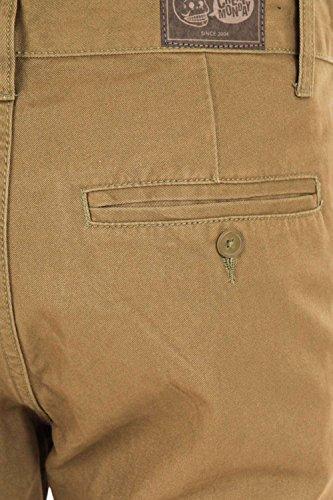 Pantalon Chino Cheap Monday Kaki