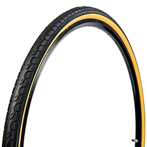 - Kenda Tires Kwest Commuter/Urban/Hybrid Bicycle Tire - 700 x 32c, Black/Gumwall