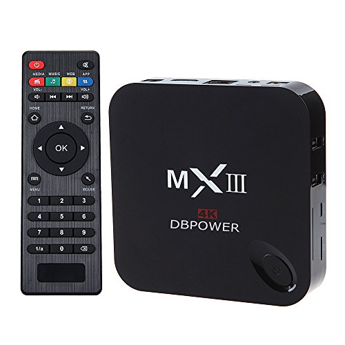 Dbpower MXIII Android Smart Set Top