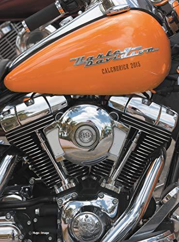 - Calendrier mural Harley Davidson 2015