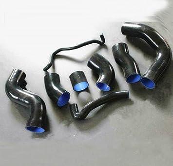 GOWE manguera para 8 piezas Boost Turbo Intercooler Hose para Audi TT/S3 225Hp Bam/apx1999 - 2006; SEAT LEON CUPRA R Bam 2003 - 2006: Amazon.es: Coche y ...