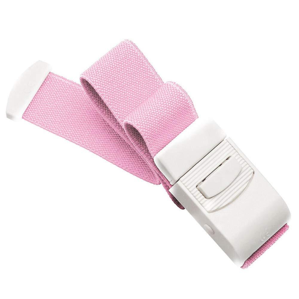 Gotian Flexible Emergency Tourniquet Buckle Quick Slow Release Medical Paramedic Outdoor (Pink)