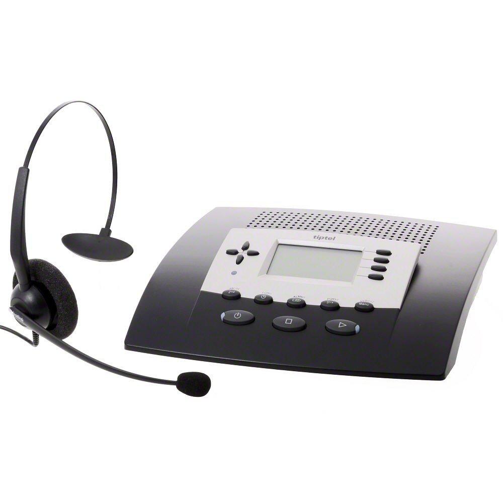 ae778458d0d TIPTEL 570 SD - Contestador automático (tarjeta de memoria intercambiable,  conexión para auriculares, USB, 14 mensajes): Amazon.es: Electrónica