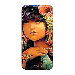 New Arrival Iphone 5/5s Case Child Of The Forest Case Cover