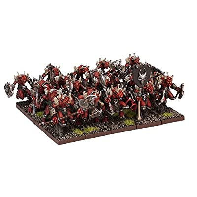 Kings of War Force of the Abyss Mega Army Box set: Toys & Games