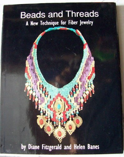 Beads and Threads: A New Technique for Fiber Jewelry Jewelry Plum