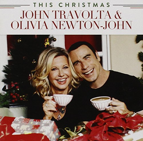 CD : John Travolta - This Christmas