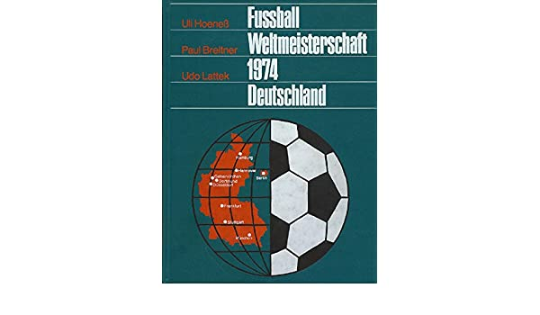 Fussball Weltmeisterschaft 1974 Deutschland Paul Breitner