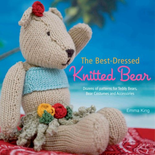 Image result for best dressed knitted bear