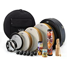 Remo Tambourine, Assorted, inch (DP0250-00)