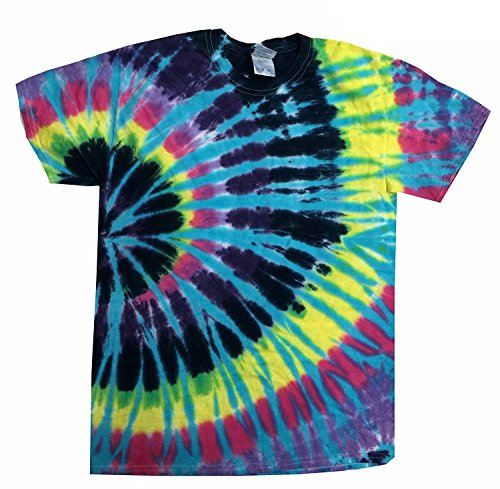 Wild Tie Dye - Colortone Tie Dye - Wild Ride-Medium