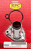 Racing Power Company R9440 Chrome Water Neck for Small Block Ford