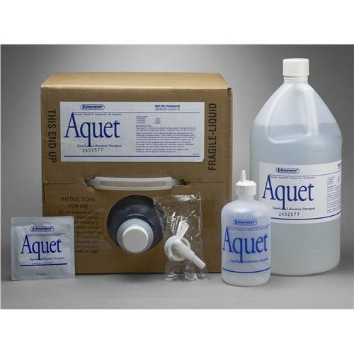 Bel-Art F17094-0030 Aquent Detergent for Glassware and Plastics, 1 Gallon (Pack of 12) by Bel-Art Products