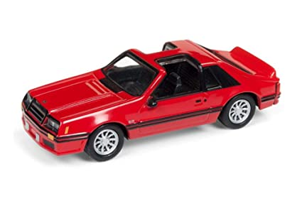 T Top Mustang >> Amazon Com Round 2 1982 Ford Mustang Gt T Top Brite