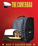 The Coverbag (Female)-Fits All Sizes Army, Navy, Coast Guard, and Merchant Marine Covers