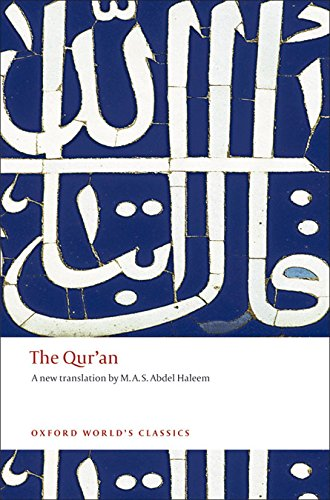 The Qur'an (Oxford World's Classics) PDF