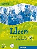 Ideen: Arbeitsbuch 2 MIT 2 Cds Zum Arbeitsbuch