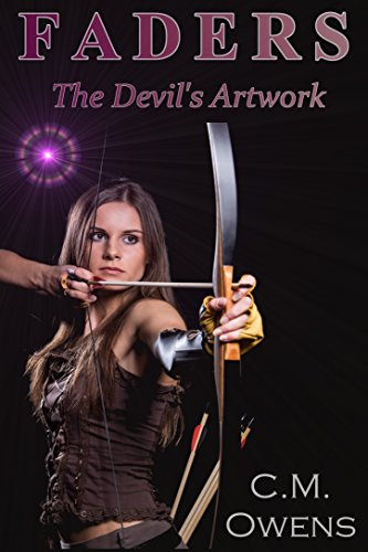The Devil's Artwork (Faders #1 Science fiction Romance) (Faders Trilogy)