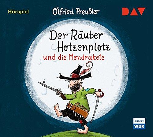 Der Räuber Hotzenplotz und die Mondrakete: Hörspiel (1 CD)