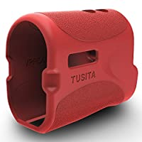 TUSITA Protective Cover for TecTecTec VPRO500 VPRO500S Slope, Golf Laser Rangefinder Accessories Replacement Silicone Case Skin