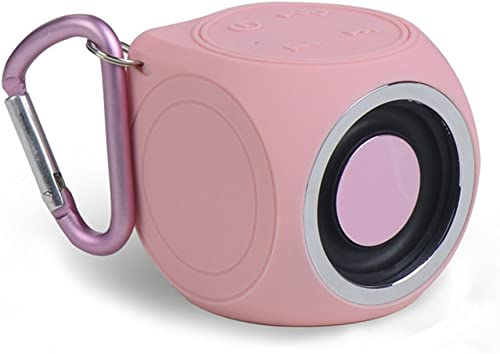 Portable Mini Cute Wireless Speaker IP67 Water Resistant Shower Bluetooth Speaker