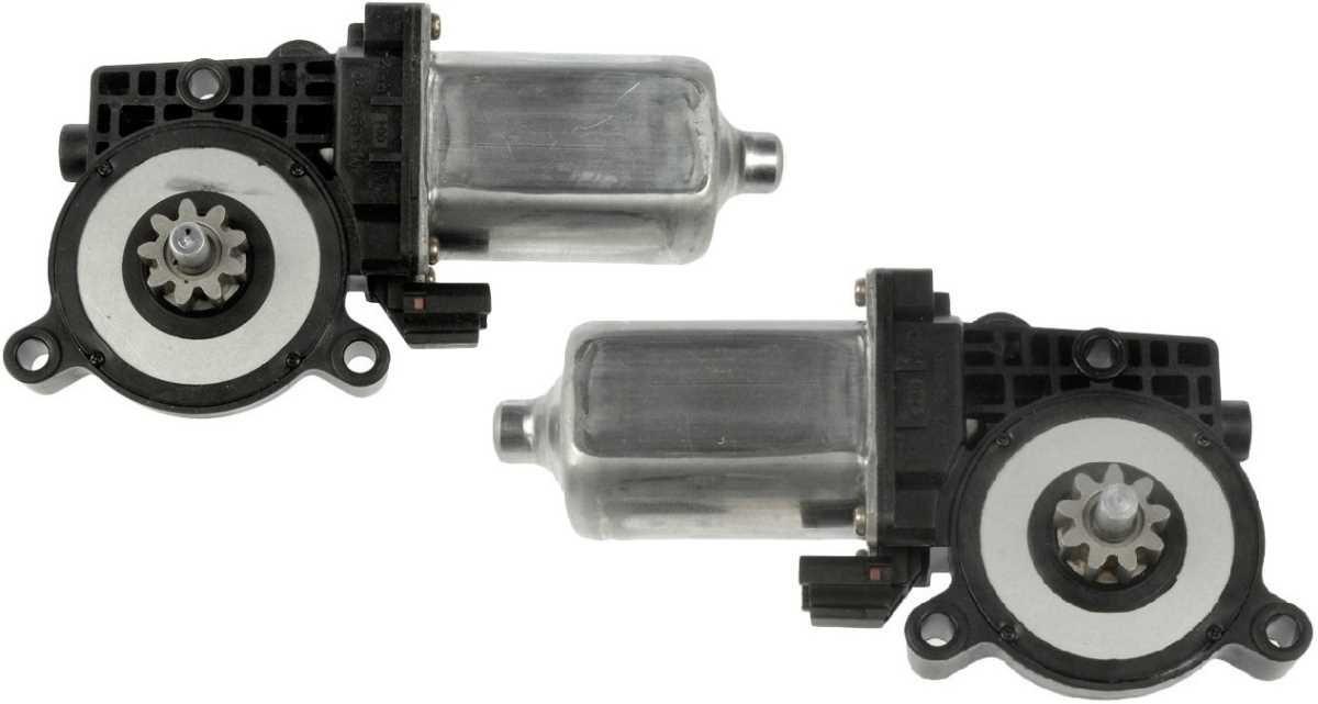 Prime Choice Auto Parts WR842145PR Pair of Window Regulators Motors