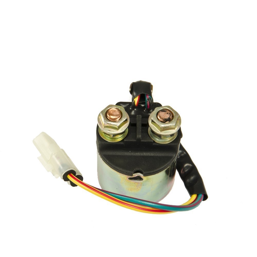 Amazon.com: Starter Solenoid Relay Honda 350 TRX350 Fourtrax Rancher 2000 2001  2002 2003 2004 2005 2006: Automotive