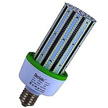 Ebuylights ETL listed 60w Ultra Bright Led Corn Light Bulb Lamp Mogul E40 E39 Base White 6000k,Led Replacment Bulbs for Metal Halide Sodidum Vapor Halogen CFS Lights