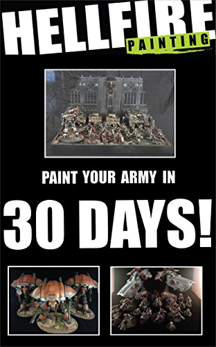 Paint Your Army in 30 Days!