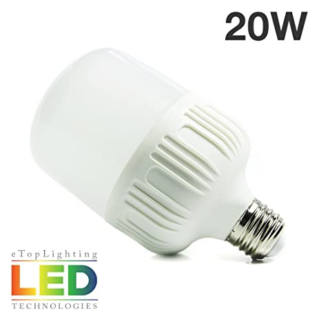 Etoplighting ultra bright 20w led light bulb 6500k with edison e26 etoplighting ultra bright 20w led light bulb 6500k with edison e26e27 base utility mozeypictures Gallery