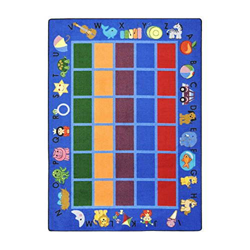 Joy Carpets Kid Essentials Early Childhood Alphabet Phonics