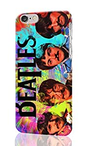 "Beatles Personalized Diy Custom Unique 3D Rough Hard Case Cover Skin For iPhone 6 Case, iPhone 6 4.7"" inches case, Design By Graceworld"