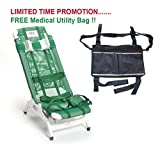 ot tubs - Drive Otter Pediatric Bathing System with Tub Stand, Soft Fabric, Large & FREE Medical Utility Bag Black! - #OT 3010 SF