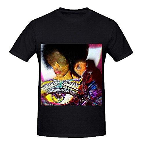 prince-free-urself-men-o-neck-digital-printed-tee-shirts-black