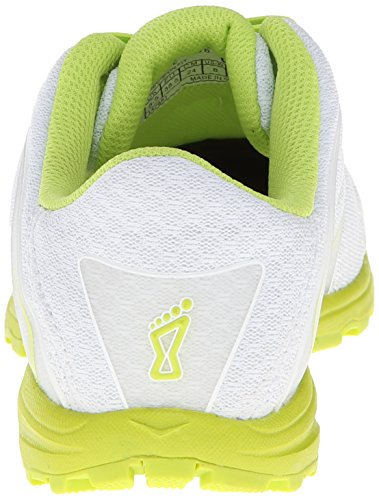 Inov US M Lime 195 Training 8 P 6 Cross Women's White Shoe Lite F rxOqarwn7f