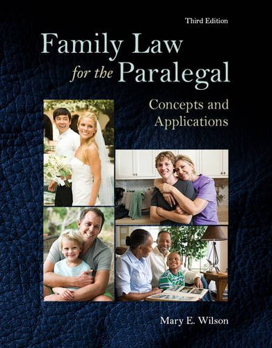 Family Law For Paralegal