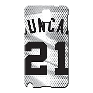 samsung note 3 Heavy-duty Shock Absorbent Back Covers Snap On Cases For phone cell phone carrying shells san antonio spurs nba basketball