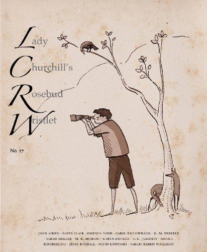 (Lady Churchill's Rosebud Wristlet No. 27)