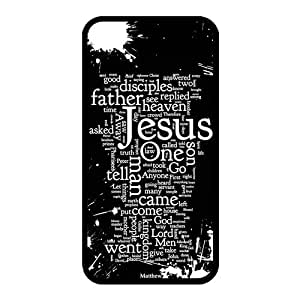 Custom Jesus Back Case for iphone4,4S JN4S-137